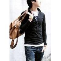 Buy cheap Blank T-shirt Solid color long-sleeved models 07 product