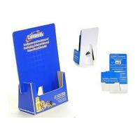 Buy cheap PDQ Paper counter display box from wholesalers