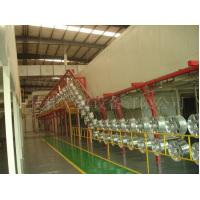 Buy cheap Automotive wheel coating line Automotive wheel automatic spraying line product