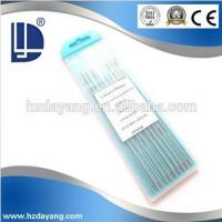 Buy cheap ungsten electrode color code Manufacturer tungsten carbide rod WL15 welding electrode price china from wholesalers