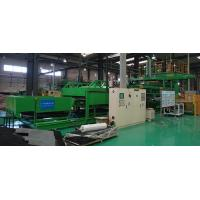Buy cheap Composite carpet automatic molding line from wholesalers