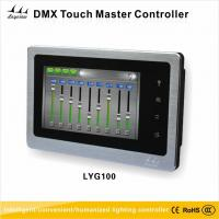 Buy cheap DMX Touch Screen Master Controller product
