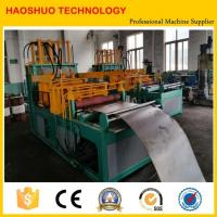 Buy cheap Automatic Fin Forming Machine For Transformer Corrugated Tank product