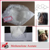 434-05-9 Muscle Building Steroid Powder Chemical Raw Material Hormone Methenolone Acetate