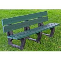 Buy cheap Petrie Style Recycled Plastic Bench from wholesalers