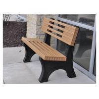 Buy cheap Ariel Style Recycled Plastic Bench from wholesalers