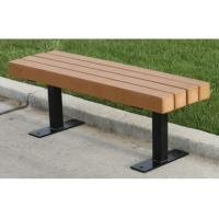 Buy cheap Trailside Style Recycled Plastic Bench from wholesalers