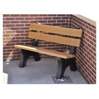 Buy cheap Colonial Style Recycled Plastic Bench from wholesalers