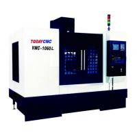 China CNC Conventional Milling Machine Linear Guide Rail Machining center VMC-1060L on sale