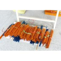 Buy cheap Ultralight Aluminium Tent Pole Colored Surface For Tent Weight Reduction product