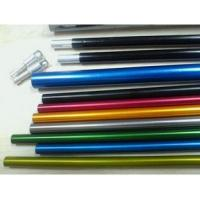 Buy cheap 11mm Aluminium Tent Pole Alloy T6 With Good Mechanical Capacity product