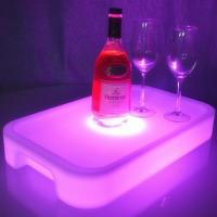 Buy cheap Square Flash Wine Holder Fruit Plate product