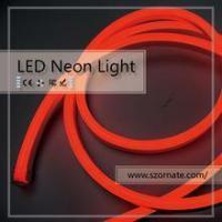 Buy cheap 50M 220V RGB LED Neon Flex 5050 SMD 16.4*8MM Neon Rope Full Color Changing strip light product