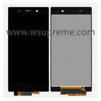 China Replacement part for sony Z1 lcd and digitizer assembly on sale