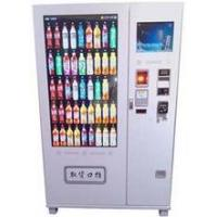 Buy cheap 55 Touch Screen Drink Vending Machine KM006T55 (G654M55) product