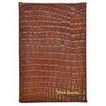 Buy cheap Small Blank Alligator Faux Leather Folder product