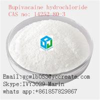 Buy cheap 99% High Purity Local Anesthetic Drugs Dibucaine Hydrochloride for Loss Pain product