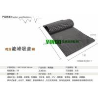Buy cheap 30mm Waves sound absorbing foam, stock for sale product
