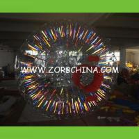 Buy cheap Shine Zorb Ball For Sale product