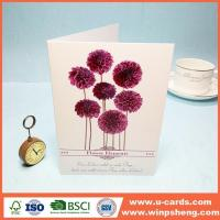 Buy cheap Top Sale Handmade Post Card Design For Birthday product