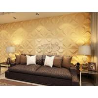 Buy cheap Paintable Decorative PVC 3d Wall Panels/Boards For Home Interior Design product