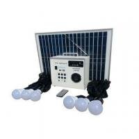 China Solar Emergency power Light solar airconditioner for Homes on sale