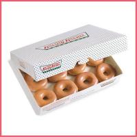 Buy cheap Paper Donut Packaging Box product