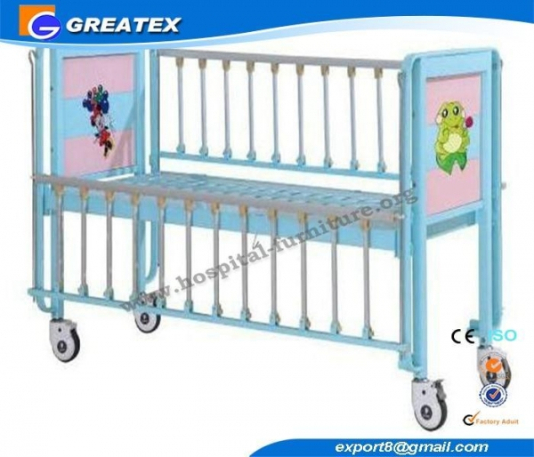Hospital Bed Children Patient Bed Pediatric Bed With