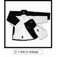 Buy cheap ProForce 6oz. Karate Uniform - White, blk, blue, or Red from wholesalers