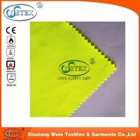 China ASTM D6413 9OZ 100% cotton FR satin fabric for FR welding coverall on sale