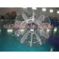 Buy cheap Bubble Soccer Ball Transparent Inflatable Bubble Suit for Sale Details from wholesalers