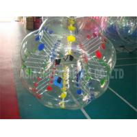 Buy cheap Bubble Soccer Ball Colorful Dots Bubble Soccer Football Details from wholesalers
