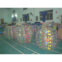 Buy cheap Bubble Soccer Ball Colors Dots Inflatable Bumper Balls for Sale Details from wholesalers