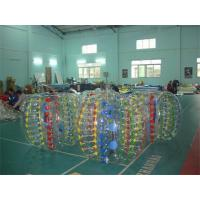 Buy cheap Bubble Soccer Ball Colors Dots Bubble Soccer Balls Details from wholesalers