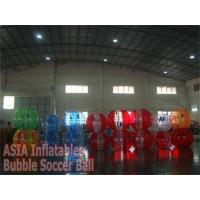 Buy cheap Top Quality TPU Body Zorb Ball for Wholesale Details from wholesalers