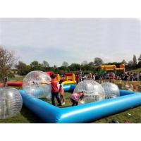 Buy cheap Bubble Soccer Ball How to Ride Dody Zorb Balls Safely Details from wholesalers