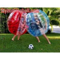Buy cheap Bubble Ball Soccer Bubble Balls,Bubble Soccer Battle Ball from wholesalers