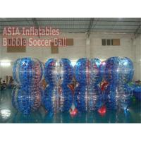 Buy cheap Bubble Soccer Ball Half Color Inflatable Bumper Balls for Sale Details from wholesalers