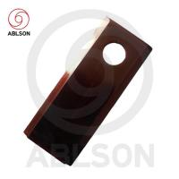 China Straw Chopper Blade Blade for rotary mower on sale