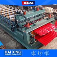 China Corrugated Steel Roofing Cold Form Roll Machine on sale