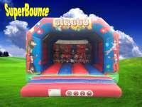 China Circus theme Bouncy Castle wholesale