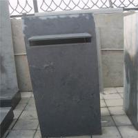 Hot Selling Decorative Blue Stone Mailbox and Limestone Lamps