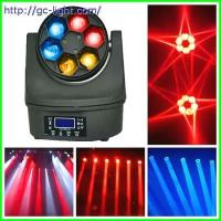 China MH60 6*10W Bee Eyes Moving Head Light on sale