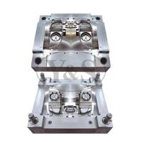 Buy cheap Plastic Injection Auto Lamp Mould auto Light Mould product