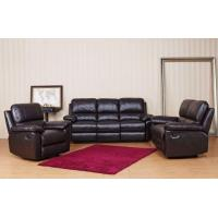 Buy cheap Furniture Use Leather Sectional Recliner Sofa/ Leather Sofa product