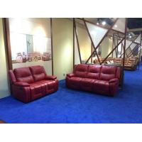 Buy cheap Sectional Red Leather Home Use Sofa product