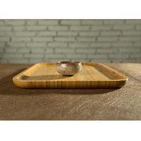 China Bamboo Snack Tray on sale