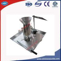 Buy cheap Stainless Steel Concrete Slump Cone Test Apparatus product