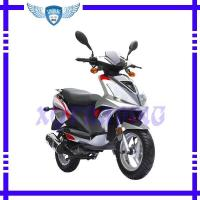 Gasoline 50CC Scooter 50XQ-6BY