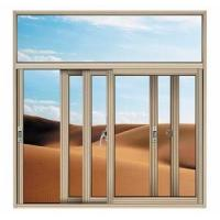 Buy cheap Top Fixed Aluminum Sliding Window product